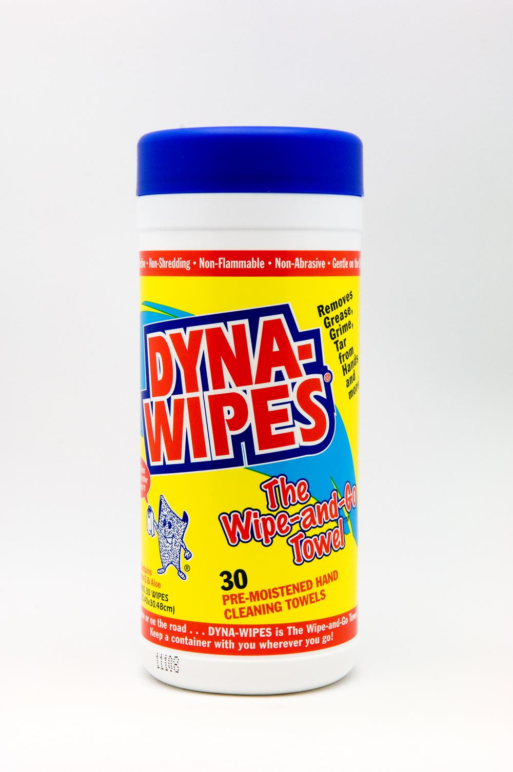Dyna-Wipes Cannister 30 ct